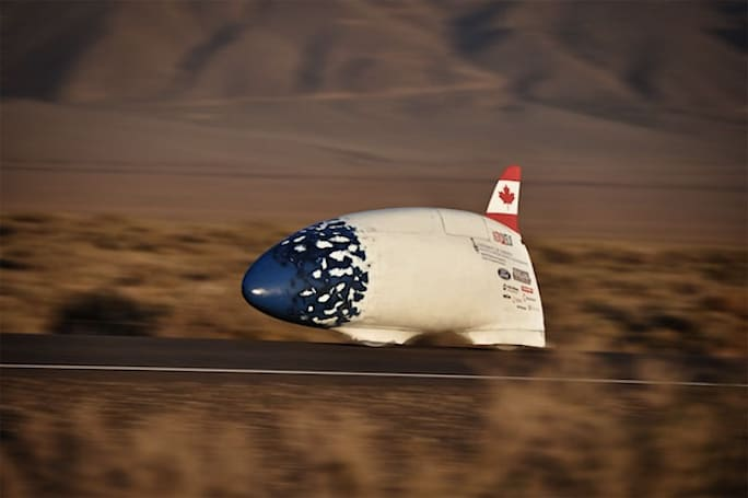 ​AeroVelo is trying to build the world's fastest bicycle