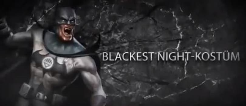 Rumor: Injustice 'Blackest Night' DLC pack will offer a zombie Batman
