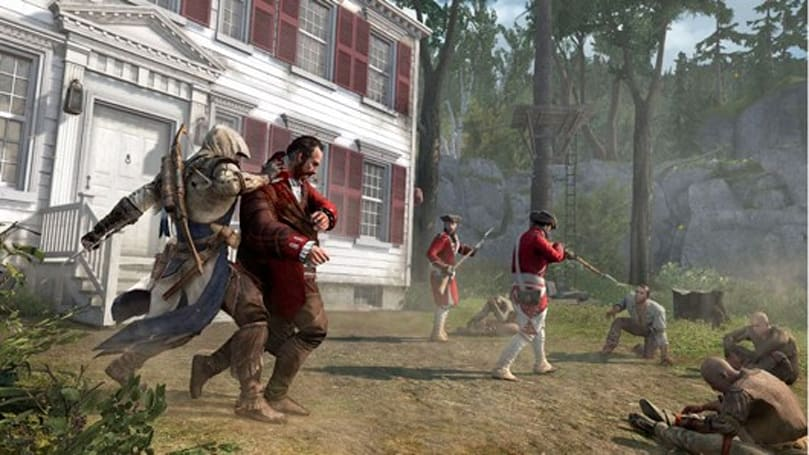 Assassin's Creed 3 patch cuts down game-breaking bugs next week