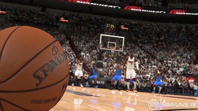 Gibeau: NBA Live coming in fiscal 2014 [Update: Planned for next-gen systems]