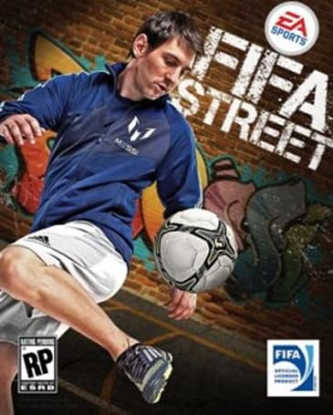 Lionel Messi is the new face and feet of EA's FIFA franchise