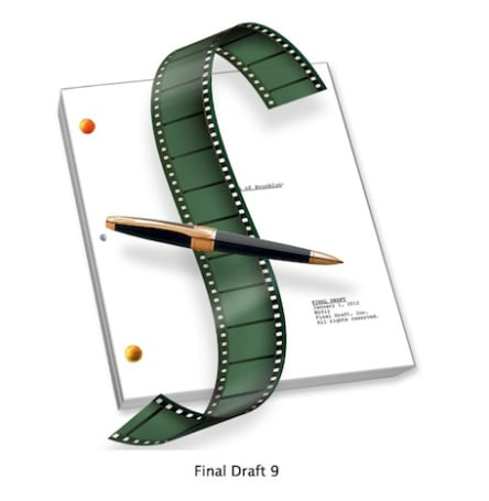 Review: Final Draft 9, the world's most popular screenwriting software plays catch up