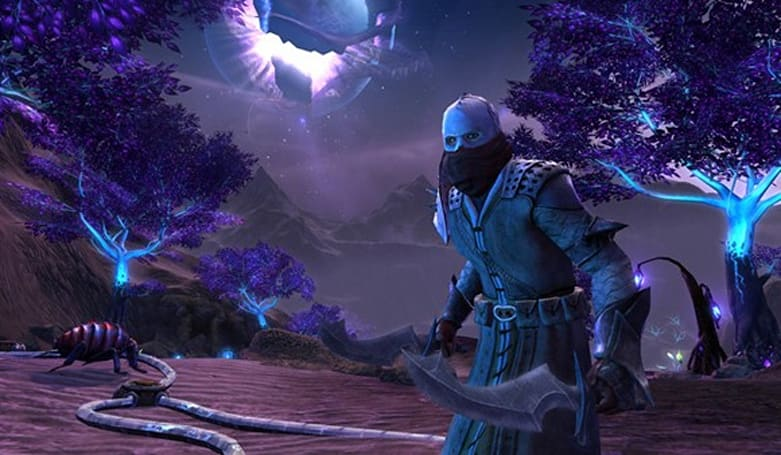 Rift gets new website, videos detail nightblade and shaman soul trees