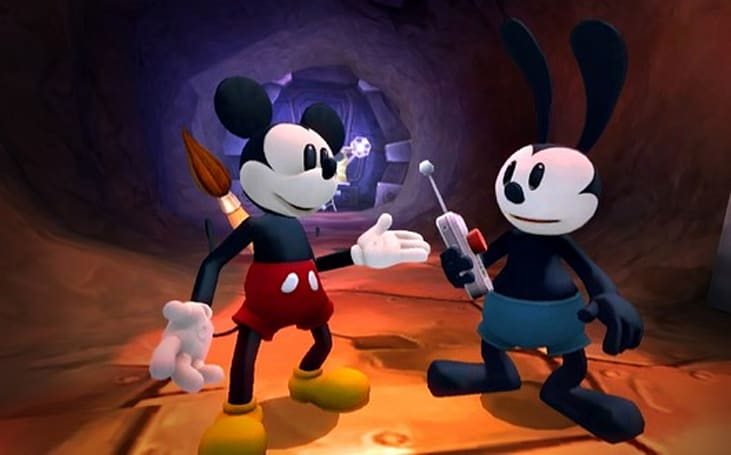 Epic Mickey 2 also coming to PC and Mac on Nov. 18