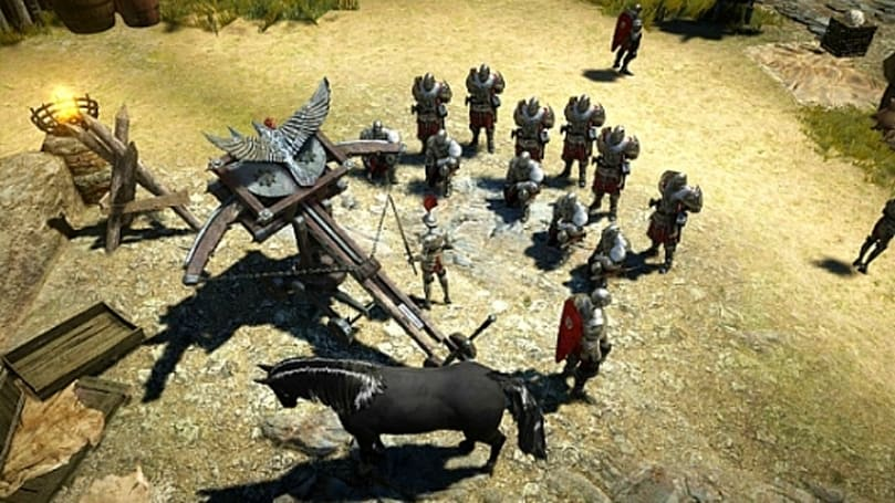 Black Desert shows off new features for its second beta test