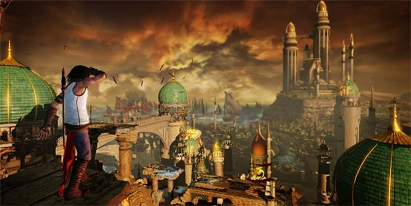 Climax Studios 'tech demo' resembles Prince of Persia [Update: Climax responds]