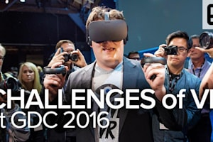 The Challenges of VR: GDC 2016