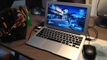 MacBook Air gets gaming credentials through home-built external GPU (video)