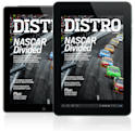 Distro Issue 81: Exploring NASCAR's technological dichotomy