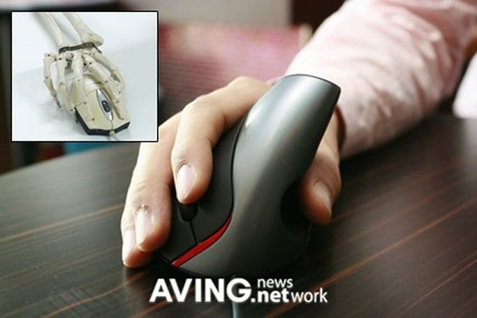 Wow-Pen's Joy mouse is a like a fat, melted marker