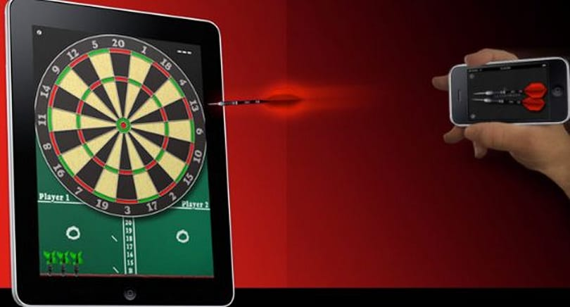 Darts from the iPhone to the iPad