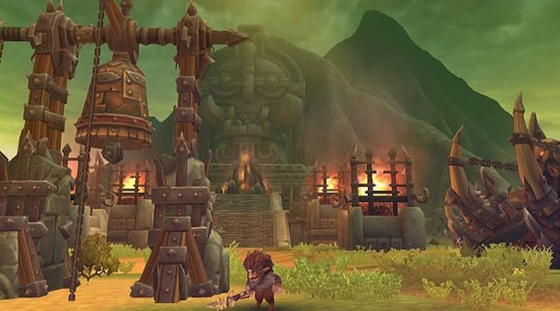 Revelations of Gipat goes live for Allods Online