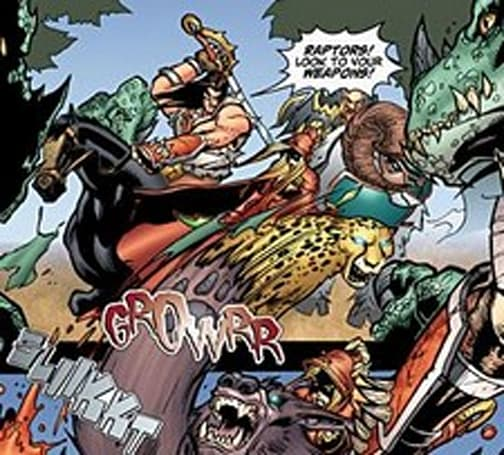 Blizzard releases preview of World of Warcraft comic #9
