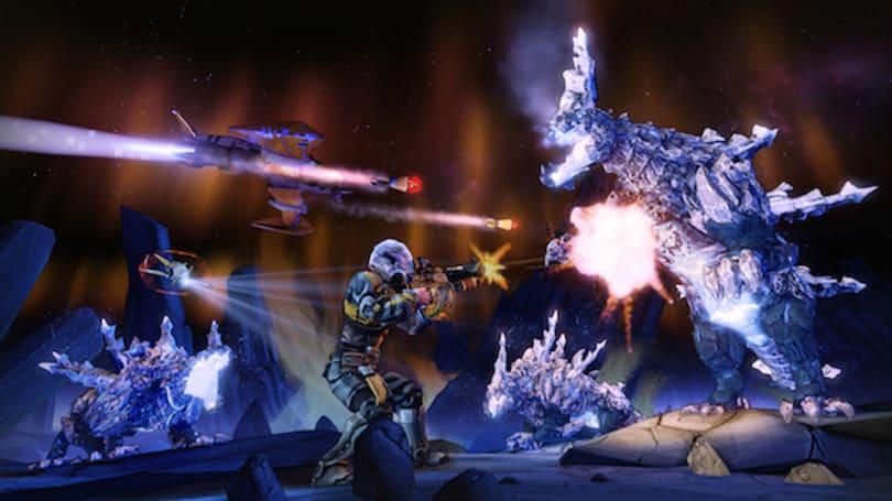 Borderlands: The Pre-Sequel season pass, pre-order Slaughter Pit announced