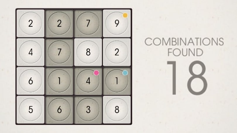 Aim to add up number tiles perfectly with Funb3rs