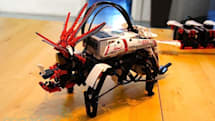Lego Mindstorms EV3 intros three new models, ready for summer tour (video)