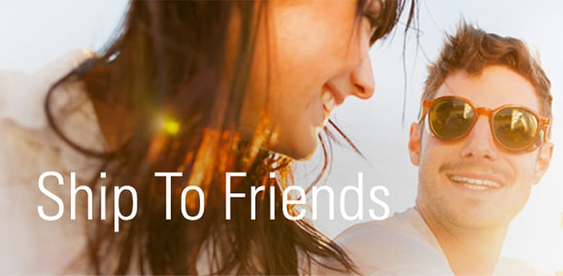 FedEx makes shipping packages to Facebook friends easier with new 'Ship to Friends' app