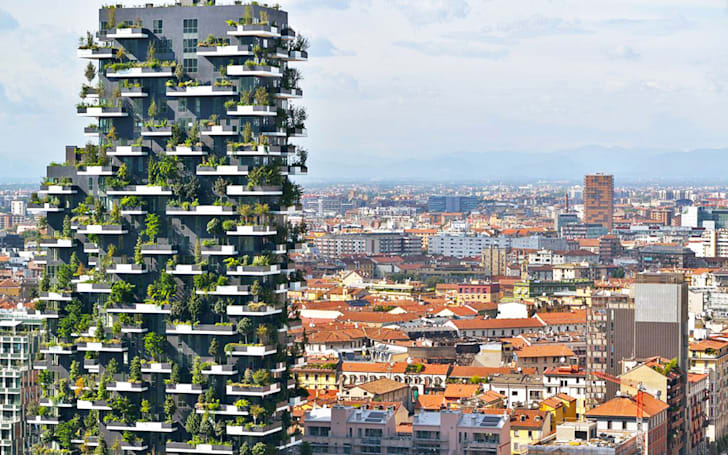 Six smog-eating designs that purify the air