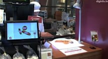 Tokyo bakery's visual recognition checkout sorts the sandwiches from the croissants (video)