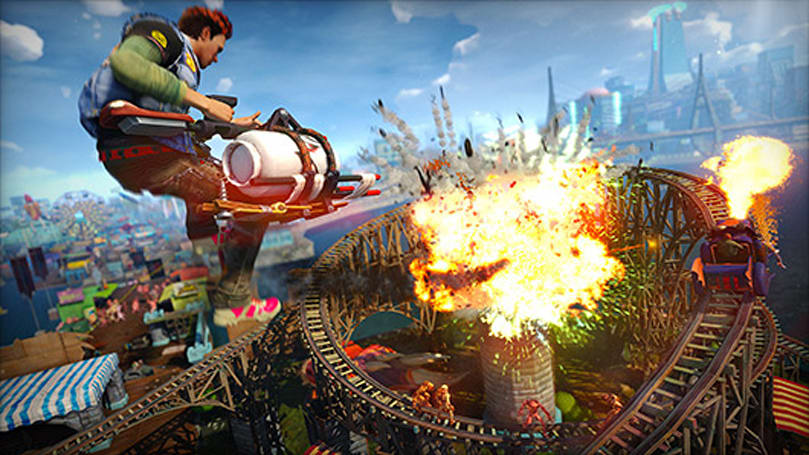 Sunset Overdrive free this Saturday
