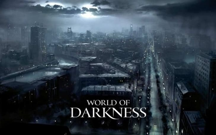 World of Darkness 'years away' from launch