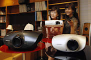 Samsung's SP-A900, SP-D400 and SP-L300 projectors make the scene in Korea