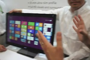 Acer Aspire 7600U Hands-on