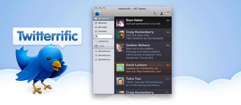 Twitterrific 5 for Mac and Twitter's war on developers