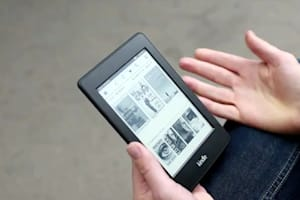 Amazon Kindle Paperwhite Review (2013)