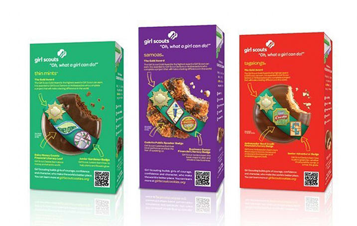 Girl Scouts can now sell their cookies online