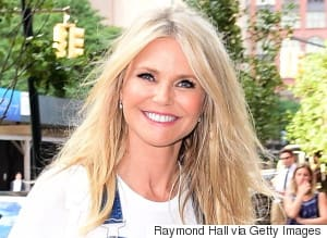 Christie Brinkley Proves You Can Wear Overalls At Any Age