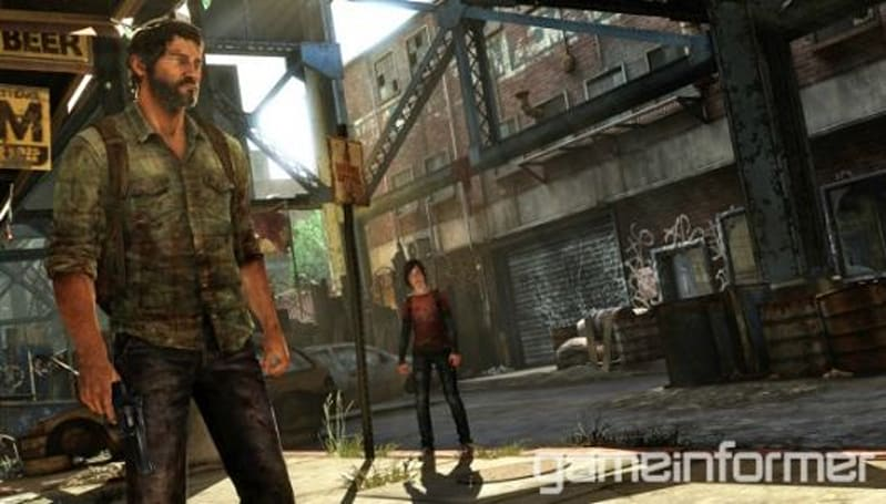 The Last of Us screens put Joel and Ellie in Pittsburgh