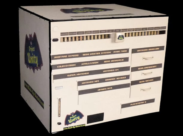 Bacteria completes epic Unity project, crams 15 consoles in one