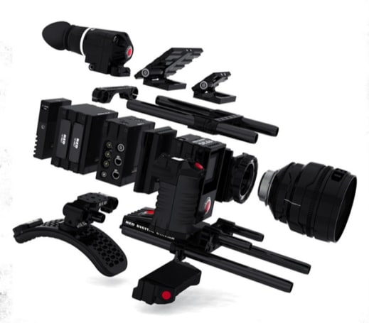 RED's Digital Still and Motion Camera System now official