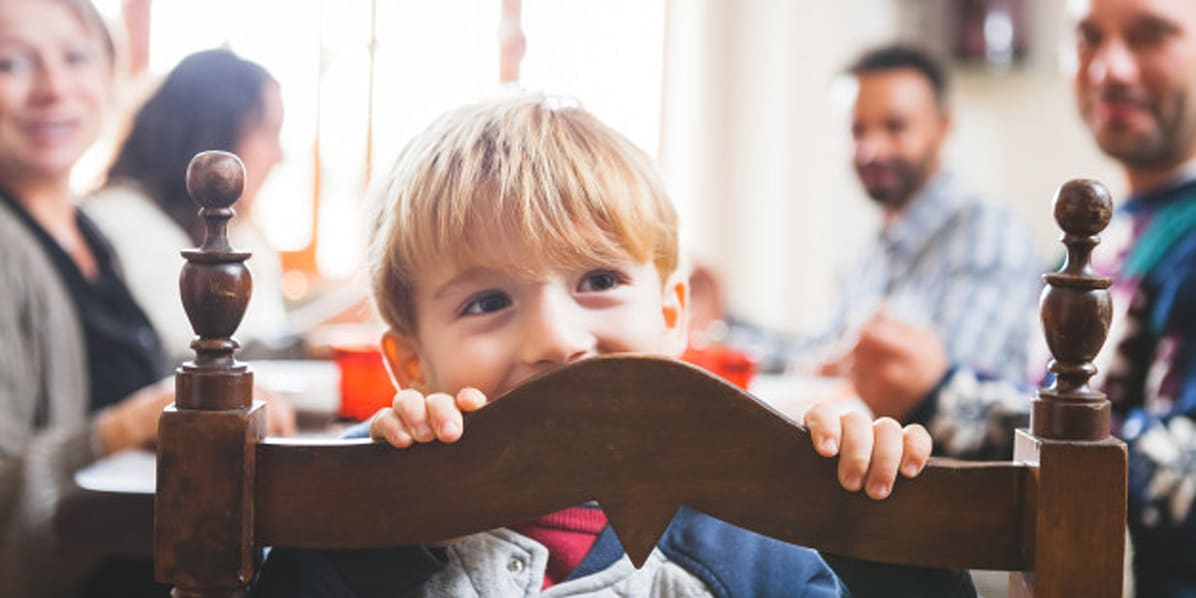 8 Words of Advice Before Your Child Takes Their First Mouthful