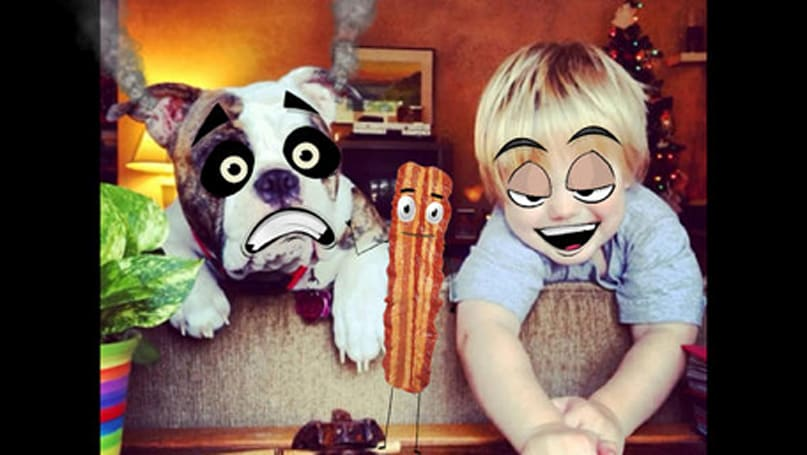 YAKiT Kids: Silly addictive fun with pictures, now made for kids