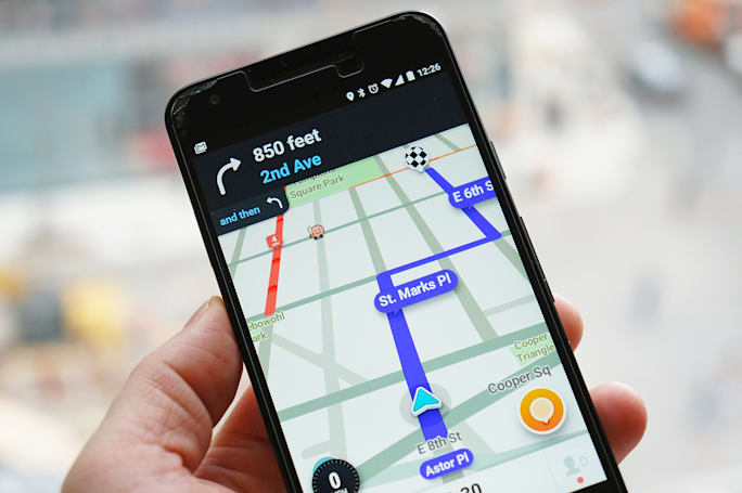 Waze's cleaner and smarter design arrives on Android