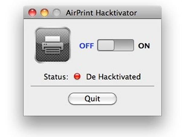 Apple takes down AirPrint Hacktivator, and now it's back as AirPrint Activator