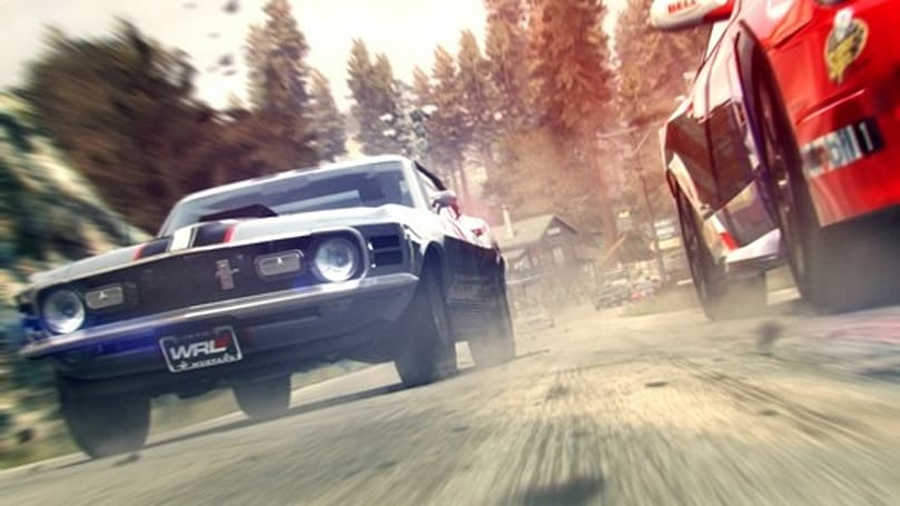 Grid 2 drives forward years later after tech upgrade