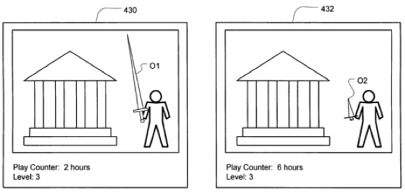 Sony files patent for game demos that lose features over time
