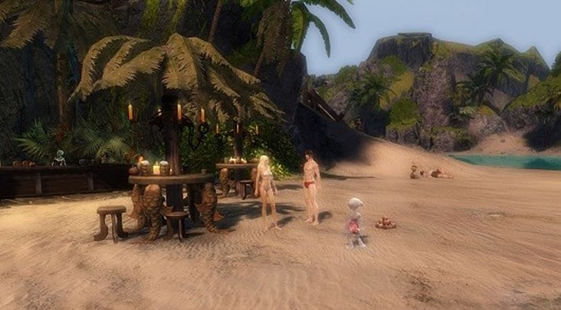 Flameseeker Chronicles: Catching crabs in Guild Wars 2