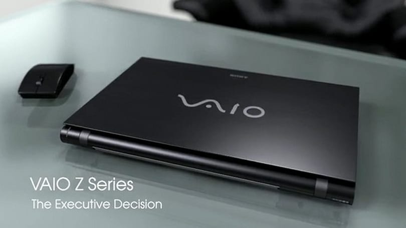 Sony VAIO Z demo video is fully rendered, somewhat dizzying, still worth watching