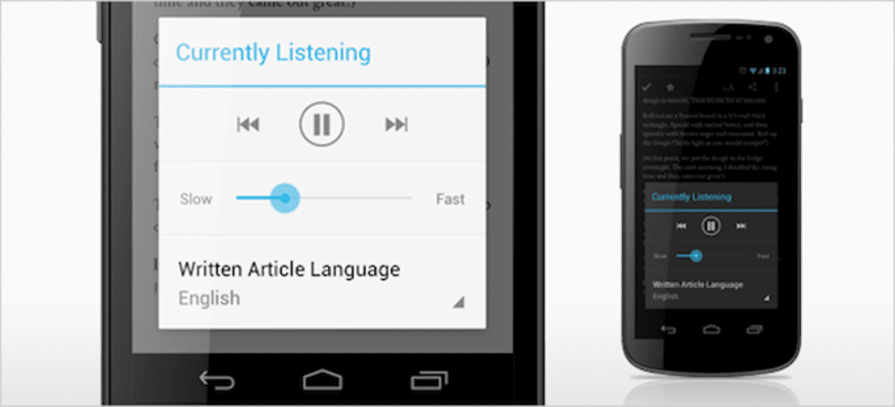 Pocket for Android gets updated with text-to-speech feature, minor UI improvements
