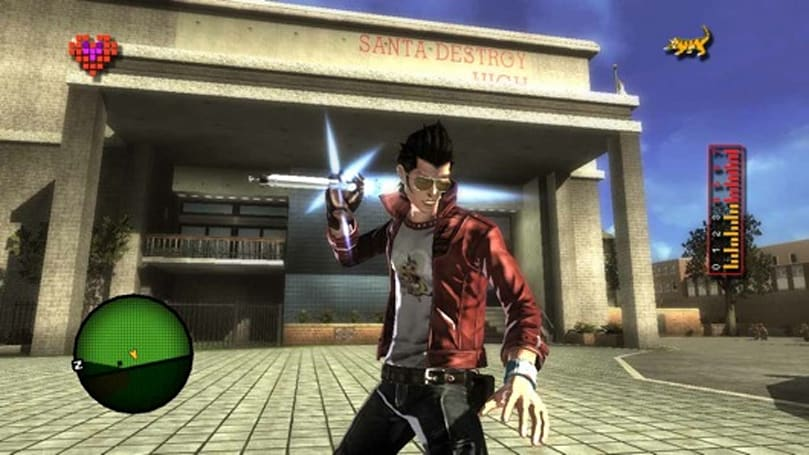 No More Heroes: Heroes' Paradise discounted before it's even out