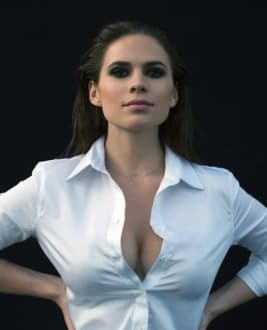 Hayley  Atwell photo
