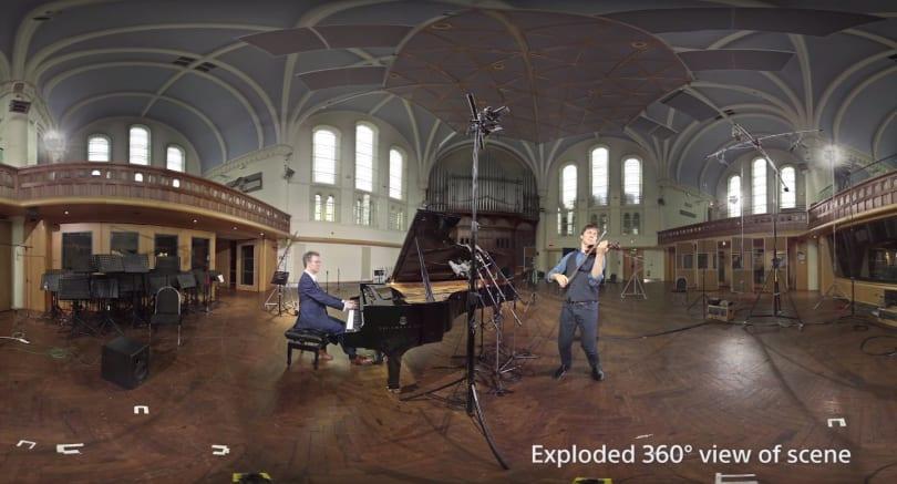 Sony 为 PS VR 拍了部可以支持走动观看的实境视频