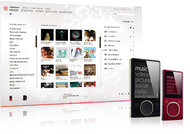 Microsoft rolls out Zune 2.3 software update with fixes aplenty