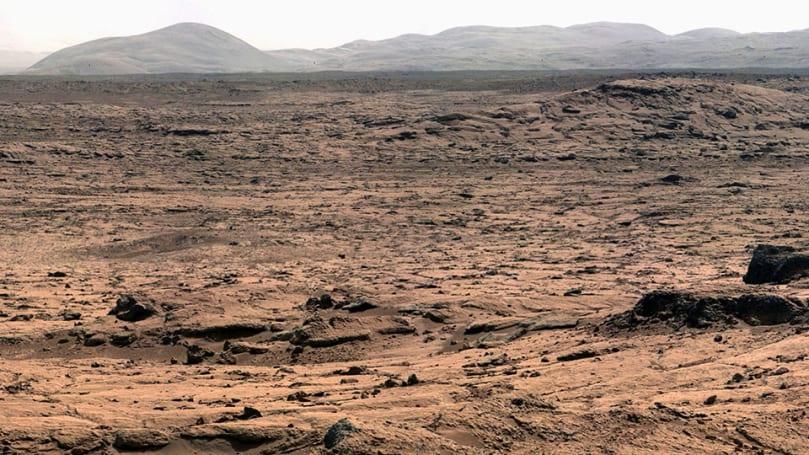 The road to Mars: NASA's next 30 years