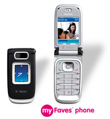 T-Mobile rolls out Nokia 6133