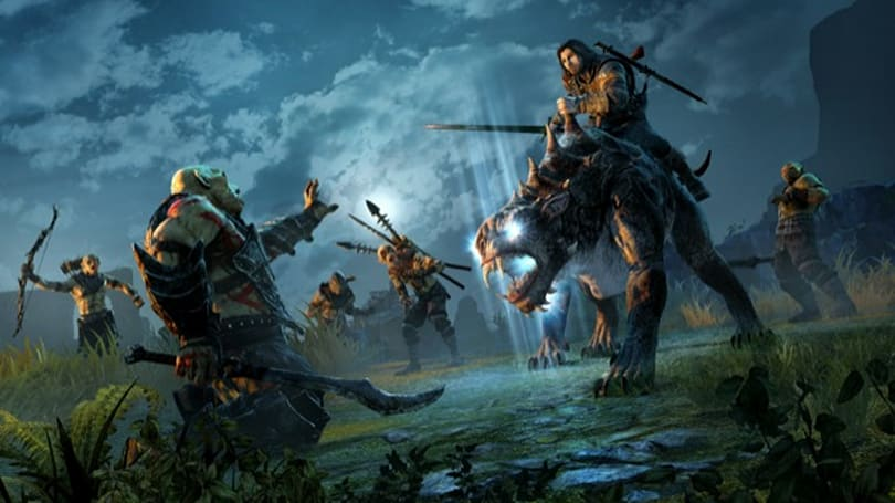 Shadow of Mordor forms a fellowship of gaming's acting talent